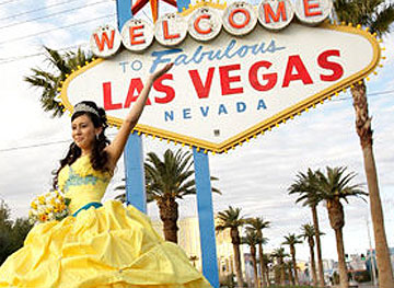 Quinceanera Celebration featured packages