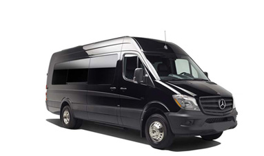 Mercedes Sprinter 14-Passenger Shuttle