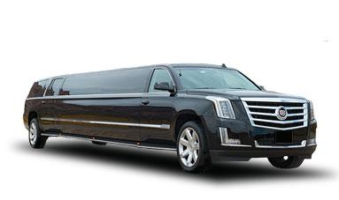 Cadillac Escalade Limousine Featured
