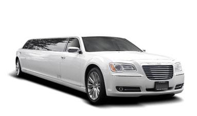 Chrysler Limousine White