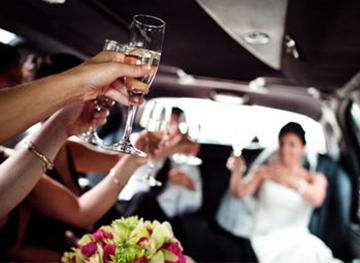 Las Vegas Wedding Limousine Transportation