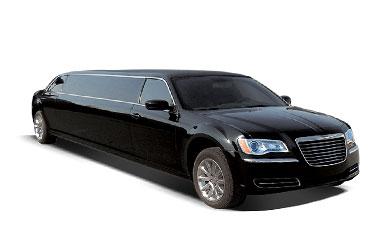 Chrysler Limousine Black