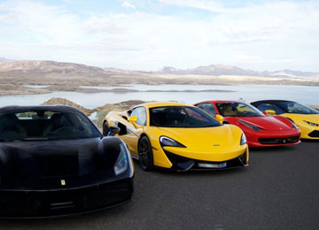 Las Vegas Driving experience packages